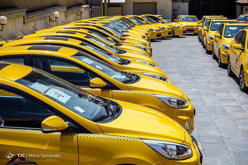تحویل ۴۰ هزار تاکسی تا انتهای سال/ تسهیلات ۵۰ میلیونی برای نوسازی ناوگان تاکسیرانی