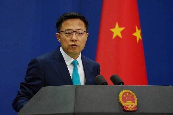 مخالفت چین با تحریم تسلیحاتی ایران