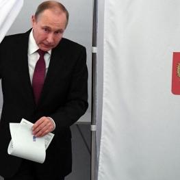 رهبری ولادیمیر پوتین بر روسیه تا سال ۲۰۳۶ تضمین شد