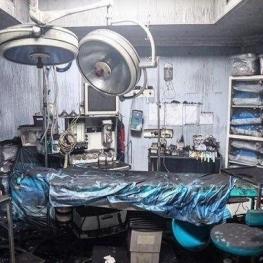 بازداشت ۱۲ نفر در پی حادثه آتشسوزی کلینیک سینا