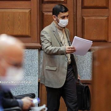 پای «حسین هدایتی» هم به دادگاه طبری باز شد