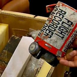 کارشناسان اوکراینی در رمزگشایی جعبه سیاه هواپیما مشارکت میکنند