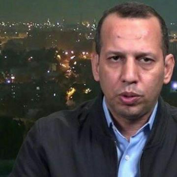 تصاویری از ترور یک فعال سیاسی در بغداد