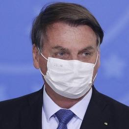 رئیس جمهور برزیل به کرونا مبتلا شد