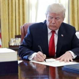 ترامپ: دستور حمله سایبری به روسیه را شخصا صادر کردم