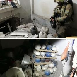 انفجار ساختمان در خیابان سبلان/ نگهداری کپسولهای گاز در زیرزمین منزل مسکونی