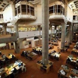 کتابخانه ملی ۱۰ روز تعطیل شد