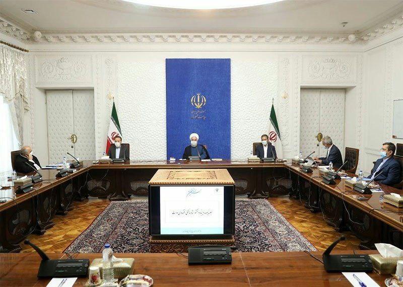 رئیس جمهور در جلسه ستاد هماهنگی اقتصادی دولت