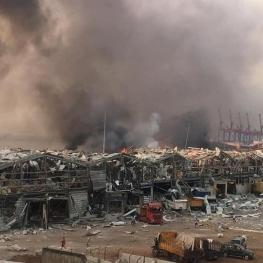 عزای ملی برای قربانیان انفجار بیروت