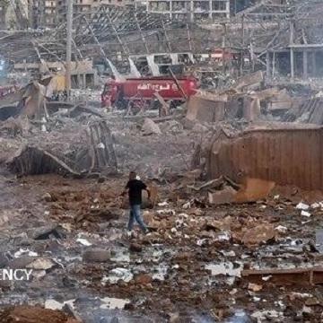 مقامات پنتاگون: مدرکی دال بر حمله به بندر بیروت نداریم