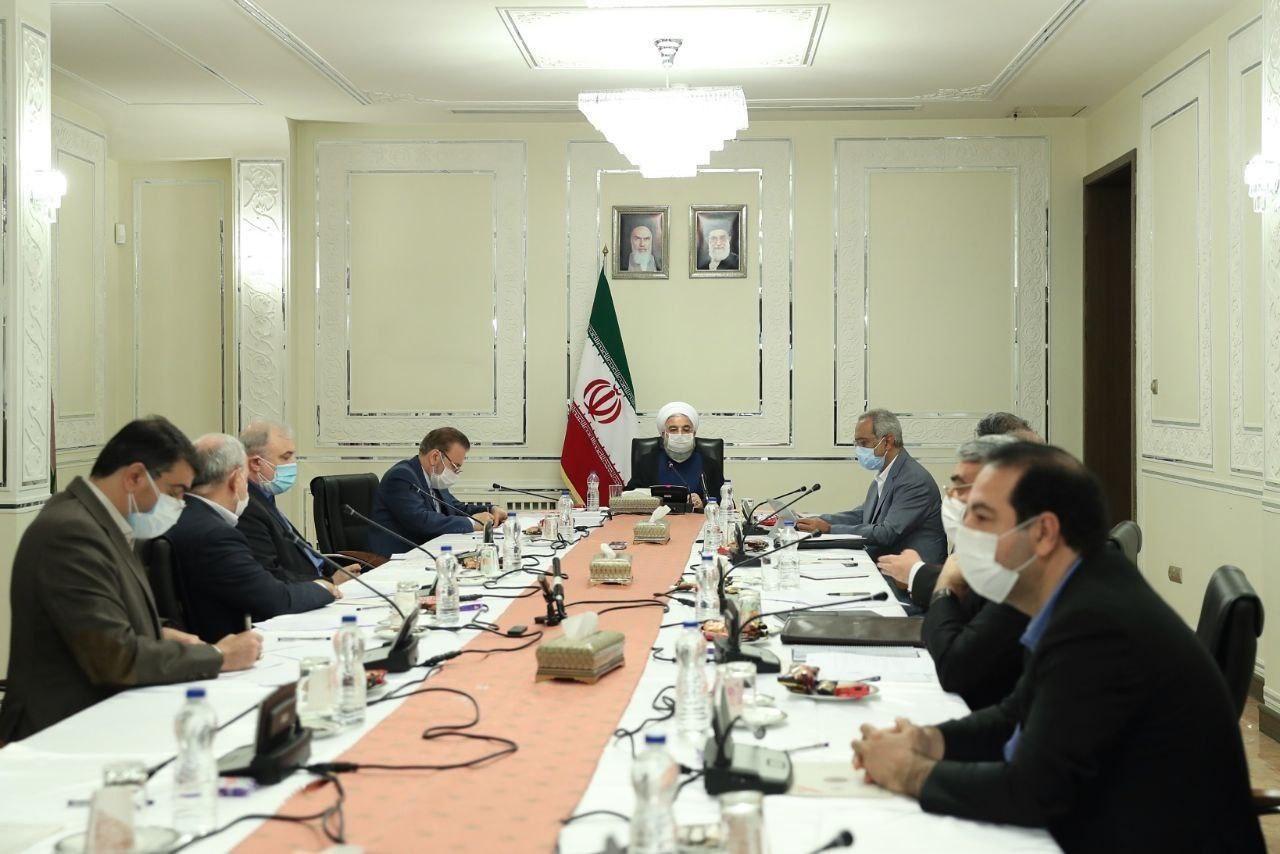 رییسجمهور در جلسه کمیتههای تخصصی ستاد ملی مقابله با کرونا