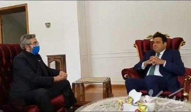 دیدار معاون رئیس قوه قضائیه با سفیر لبنان در ایران