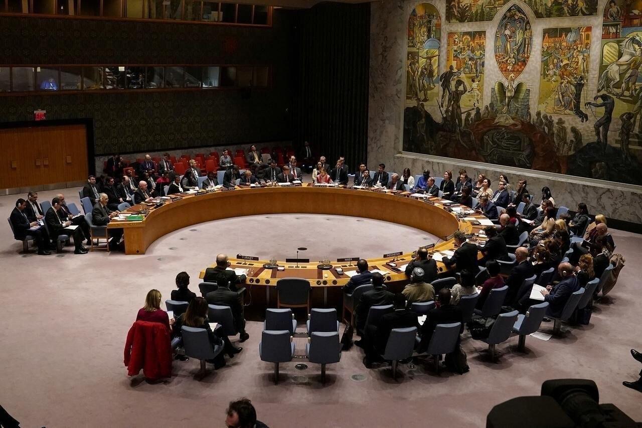 قطعنامه ضد ایرانی آمریکا در دستور شورای امنیت قرار گرفت