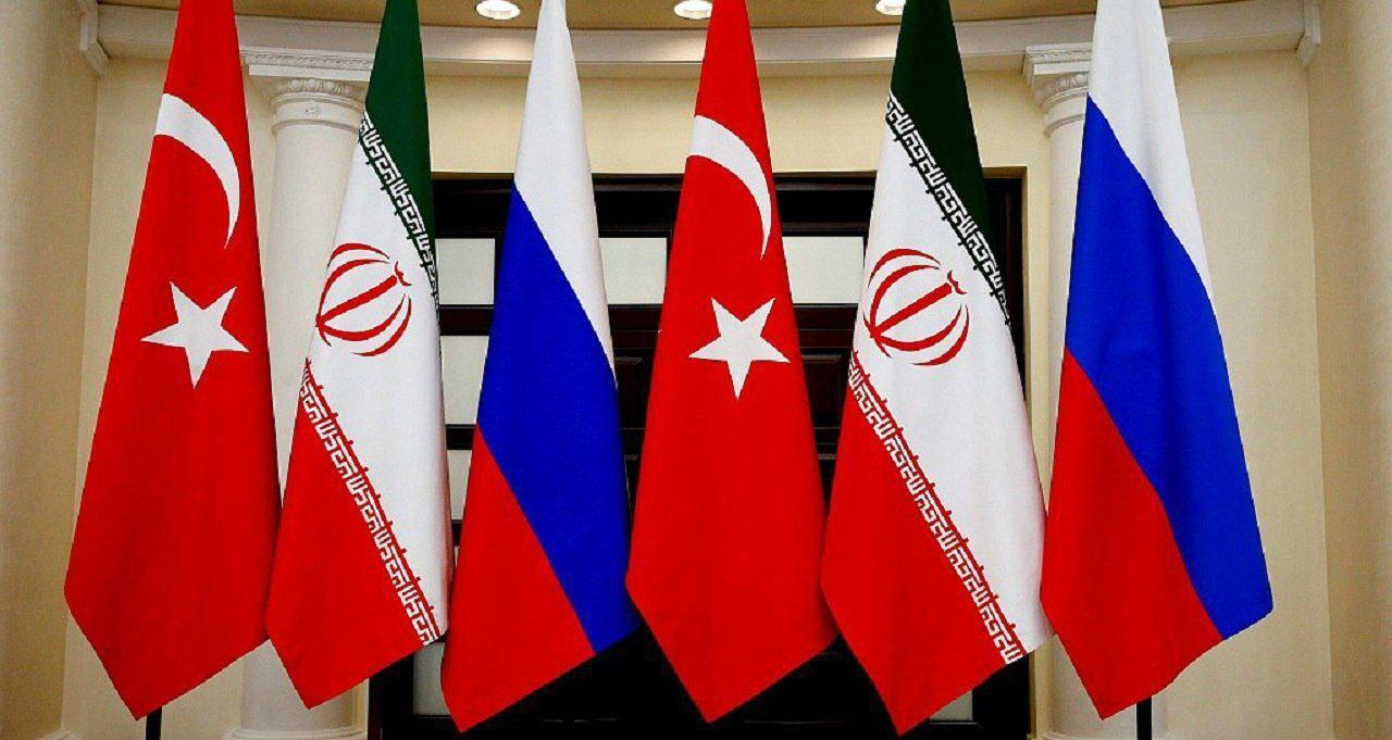 بیانیه مشترک ایران، ترکیه و روسیه درباره سوریه