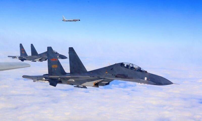 پکن نسبت به برخورد احتمالی نظامی بین چین و آمریکا هشدار داد