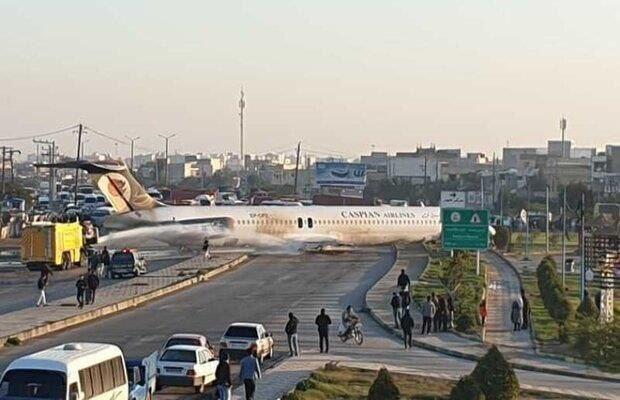 عامل انسانی، علت سانحه فرودگاه ماهشهر