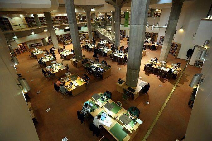 تالارهای کتابخانه ملی ایران از فردا بازگشایی میشود