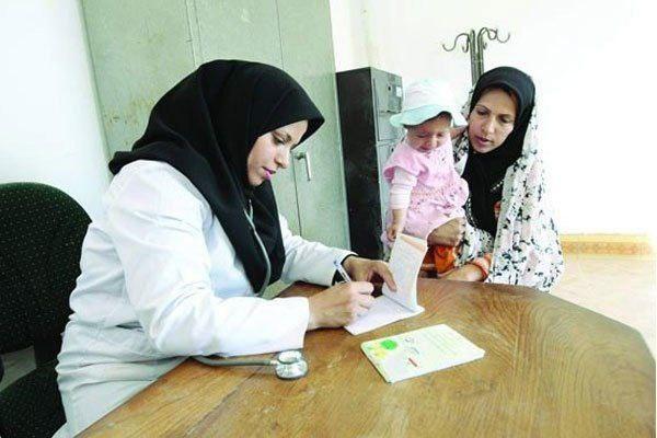 کاهش پوشش واکسیناسیون کودکان در ایام کرونا