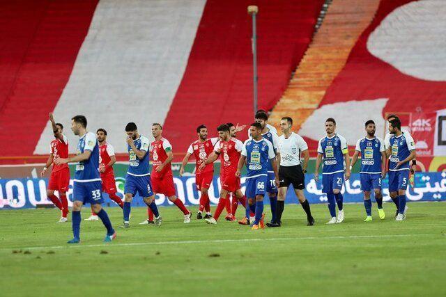 محرومیت استقلال، پرسپولیس و ۱۱ تیم لیگ برتری از نقل و انتقالات