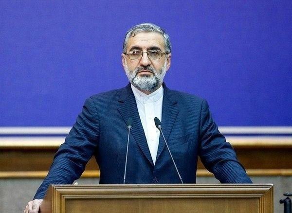 اسماعیلی: حکم پدر رومینا اشرفی صادر شده است/دادگاه وحید خزائی غیرعلنی برگزار می شود