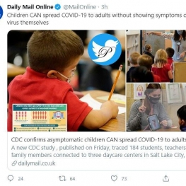 زنگ خطر بازگشایی مدارس و انتقال مخفی کروناویروس از دانش آموزان به والدین