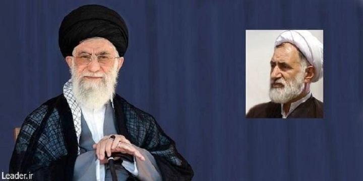 حضرت آیتالله خامنهای در حکمی حجةالاسلام روحانینژاد را به نمایندگی ولیفقیه در بنیاد مسکن انقلاب اسلامی منصوب کردند.