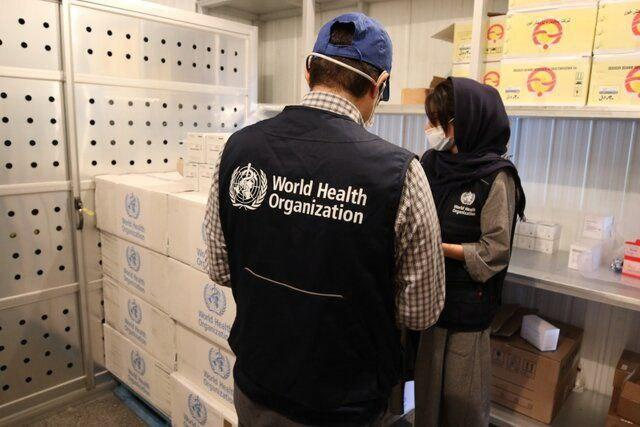 کیتهای آزمایشگاهی کرونا اهدایی آلمان تحویل ایران شد