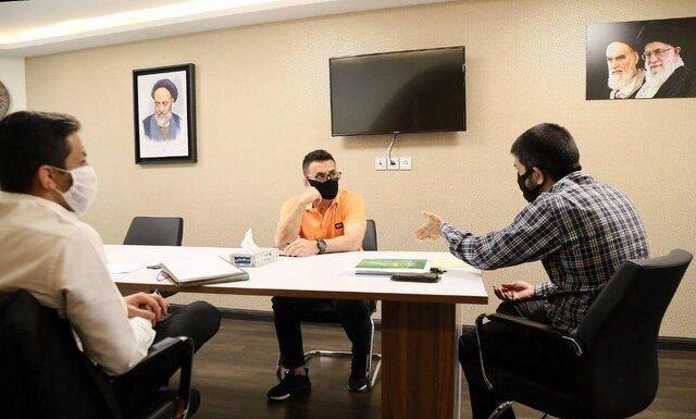 محمد بنا به تیم ملی برگشت