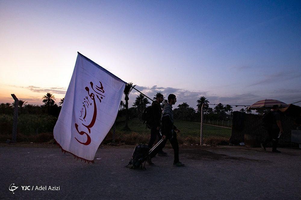 مجوزی برای ورود زائران ایرانی به مراسم اربعین عراق صادر نشده است