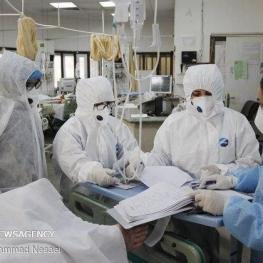 لاری: بستریها در تهران دو برابر شد