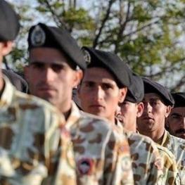 مدت خدمت سربازی در مناطق محروم کشور یک ماه کم میشود