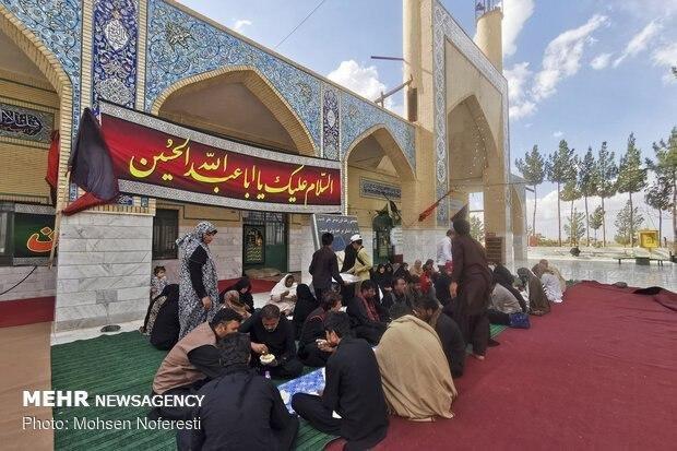 برنامه موکبهای ایرانی در اربعین