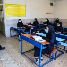حضور دانش آموزان در مدارس محدود بوده است
