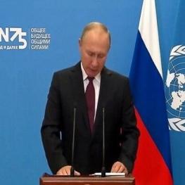 پوتین: درخواست روسیه از آمریکا، مهار توسعه سیستمهای موشکی است