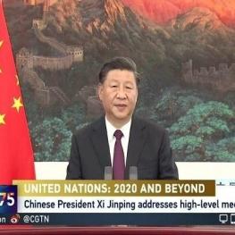 رئیس جمهور چین: وارد بازی با حاصل جمع صفر نمیشویم