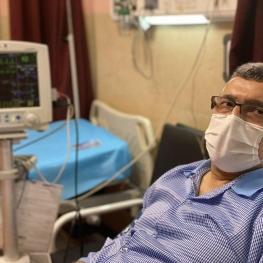 رئیسکل سازمان نظام پزشکی کرونا گرفت