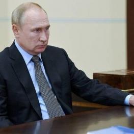 پوتین: به کارکنان سازمان ملل مجانی واکسن کرونا میزنیم