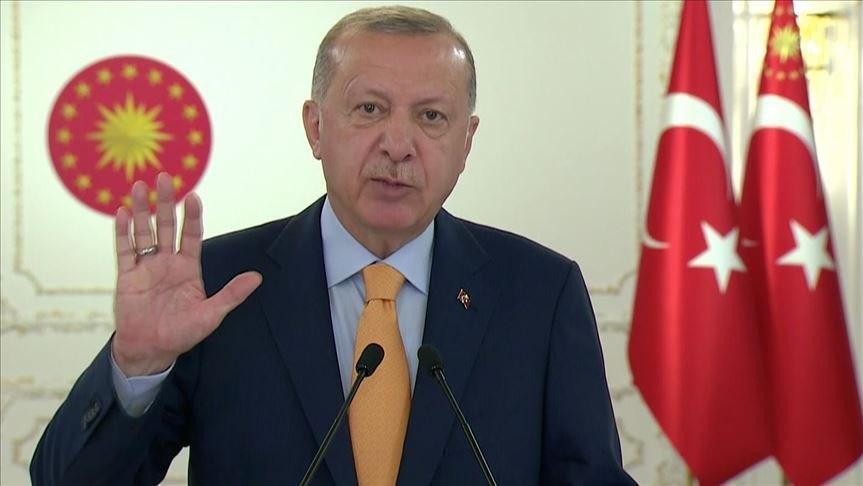 اردوغان: از حل مساله برنامه هستهای ایران از طریق دیپلماسی حمایت میکنیم