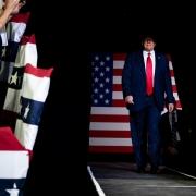 رضایت میانسالان آمریکایی از ترامپ