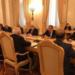 وزرای خارجه ایران و روسیه: تسلیم خواست نامشروع آمریکا نخواهیم شد