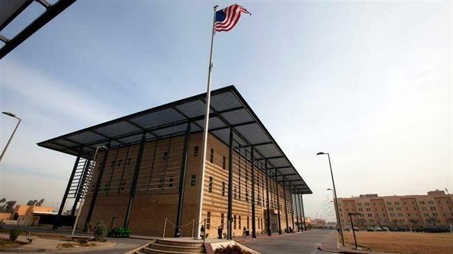 تصمیم آمریکا برای بستن سفارت این کشور در عراق