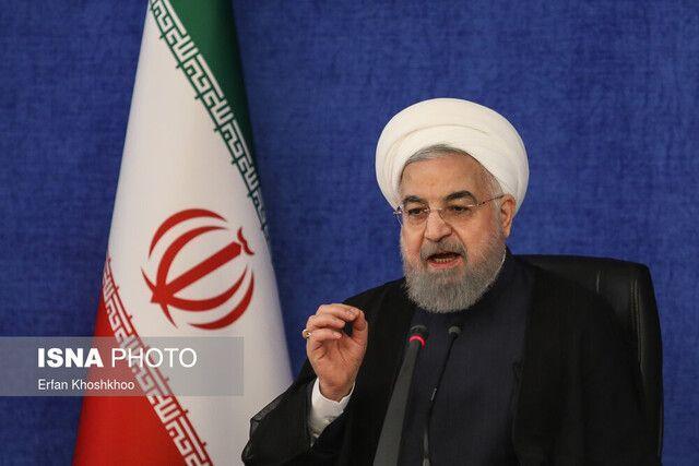 واکنش روحانی به لغو جلسه سران قوا: نمیتوان در مسیر سیل ایستاد و گفت نمیترسم!