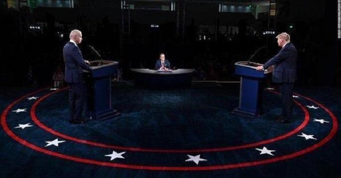مناظره دوم میان ترامپ و بایدن لغو شد