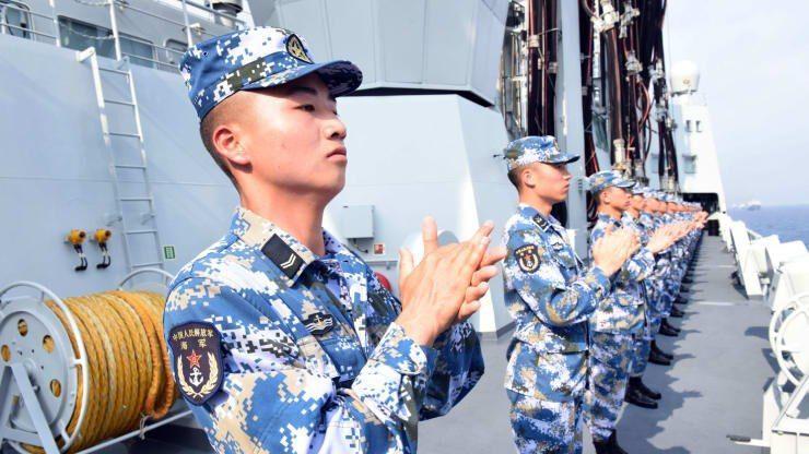 اعلام آماده باش رییس جمهوری چین به نظامیان این کشور