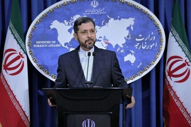 خطیب زاده: بازداشت دیپلمات ایرانی و محاکمه وی در بلژیک بدعت غیر قابل قبول است