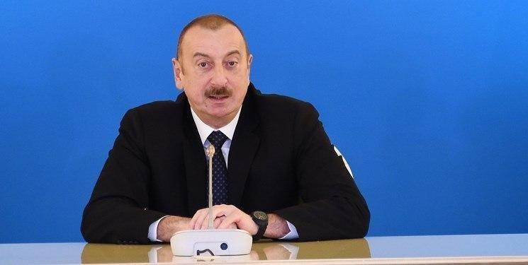 رئیس جمهور آذربایجان: بار دیگر از ایران تشکر میکنم