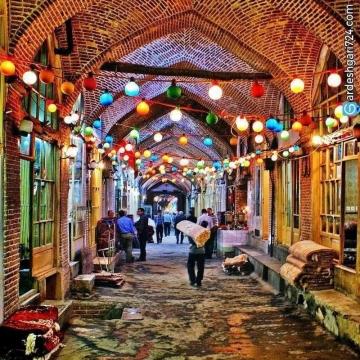 تعطیلی بازار تبریز تکذیب شد