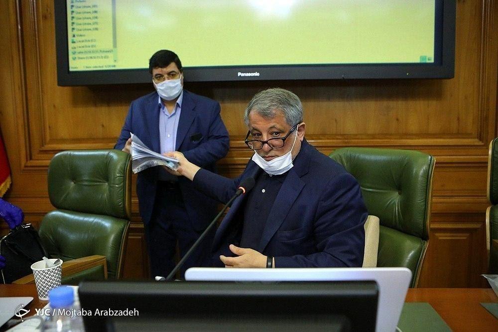 درخواست هاشمی برای تعطیلی ۲ هفتهای تهران