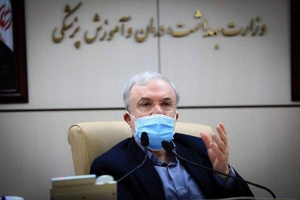 وزیر بهداشت: در هیچ جای دنیا با خواهش و تمنا اپیدمی کنترل نشده است