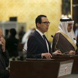 منوشین: توافق امارات و اسرائیل به مقابله با ایران کمک میکند